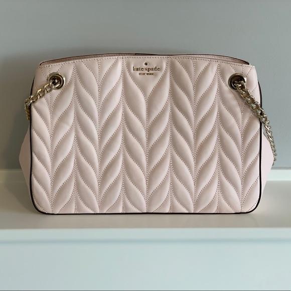 Kate Spade ♠️ - Briar Lane Quilted Handbag.